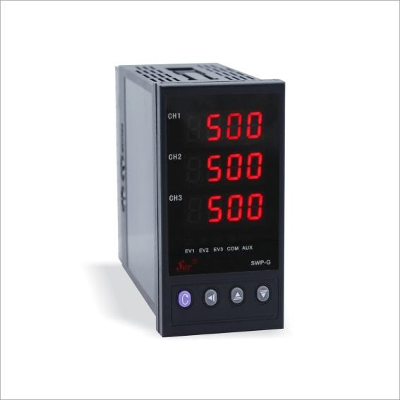SWP-GFS三回路数字显示控制器