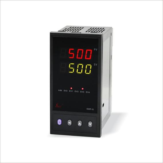 SWP-GFN外给定或阀位控制自整定PID数字显示控制器