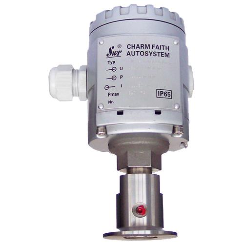 SWP-205、T215、T225 卡接式隔膜压力变送器