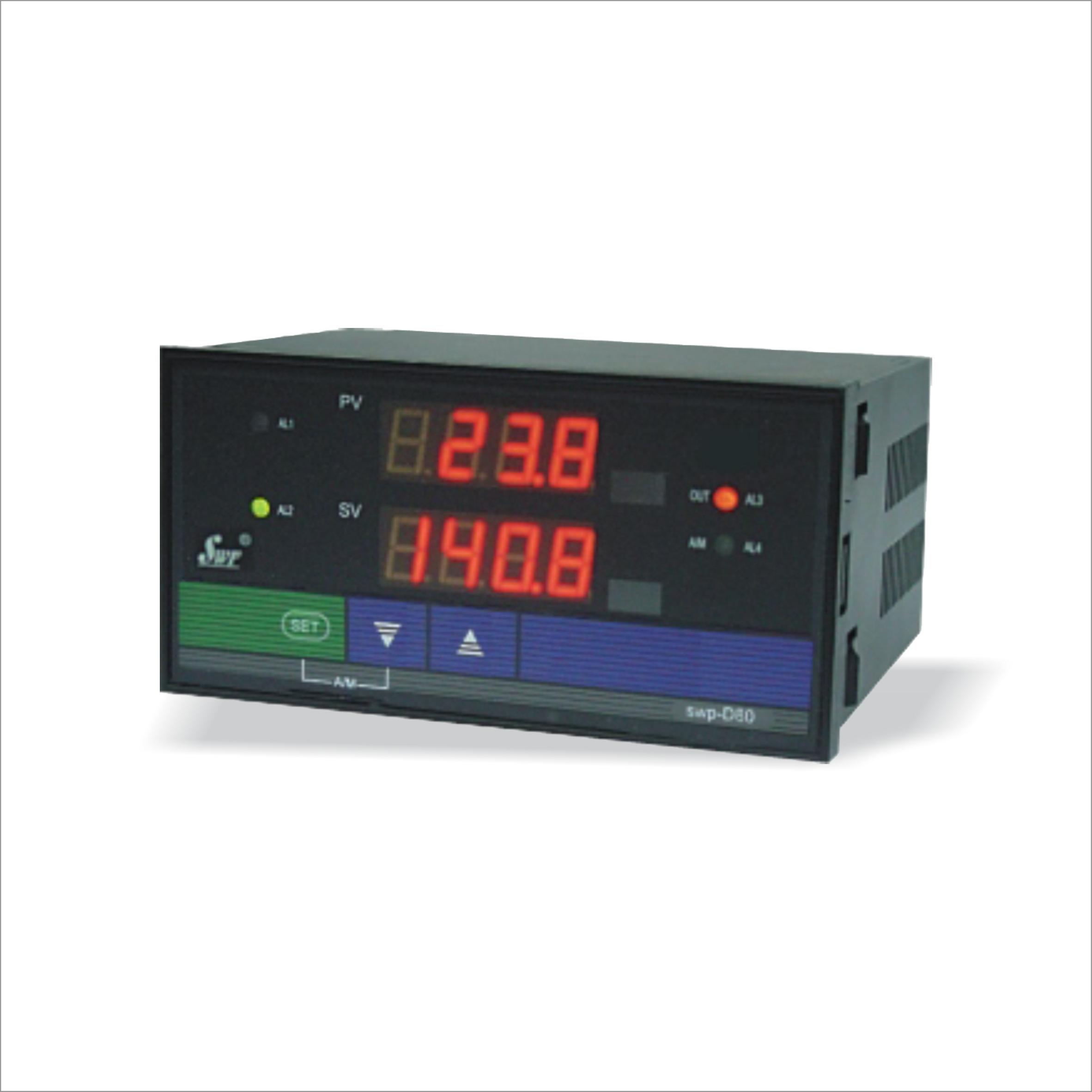 SWP-LED系列双回路数字/光柱显示控制仪